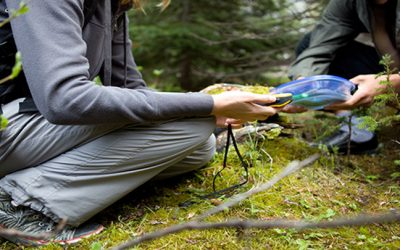 Try Geocaching in hundreds of acres of countryside