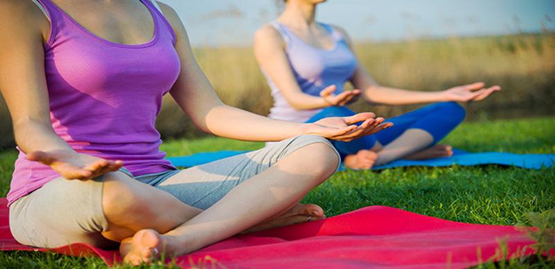 Yoga classes in sussex campsite