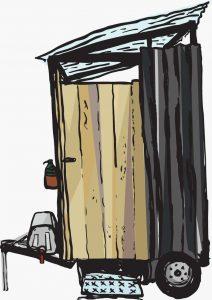 campsite facilities shower toilet