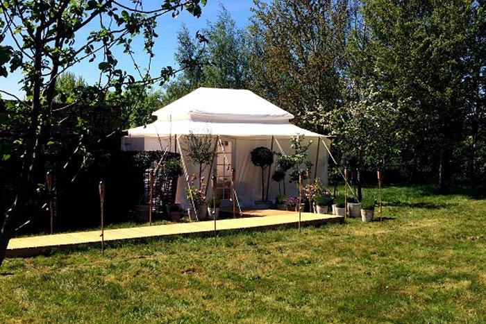 somerset camping shikar tent