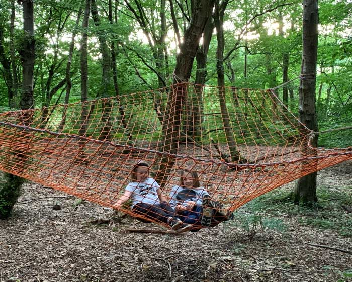 sussex camping activities