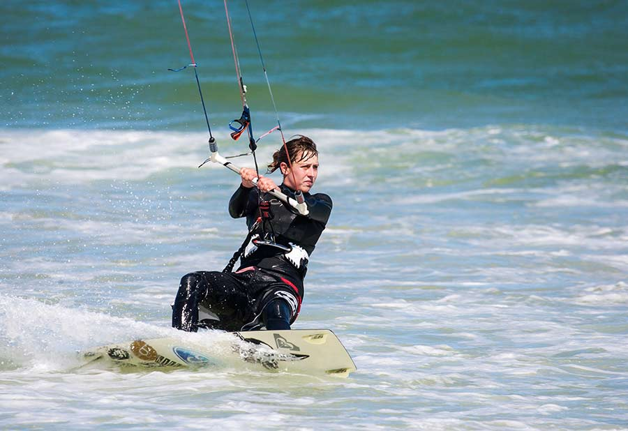 sussex kite surfing lessons